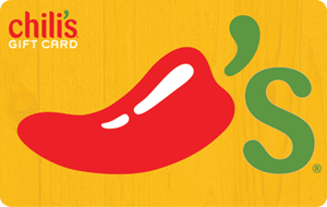 Chili's Grill & Bar® - $5 Gift Card
