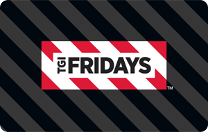 T.G.I. Friday's - $25 Gift Card