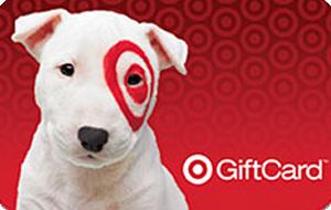Target - $5 Gift Card